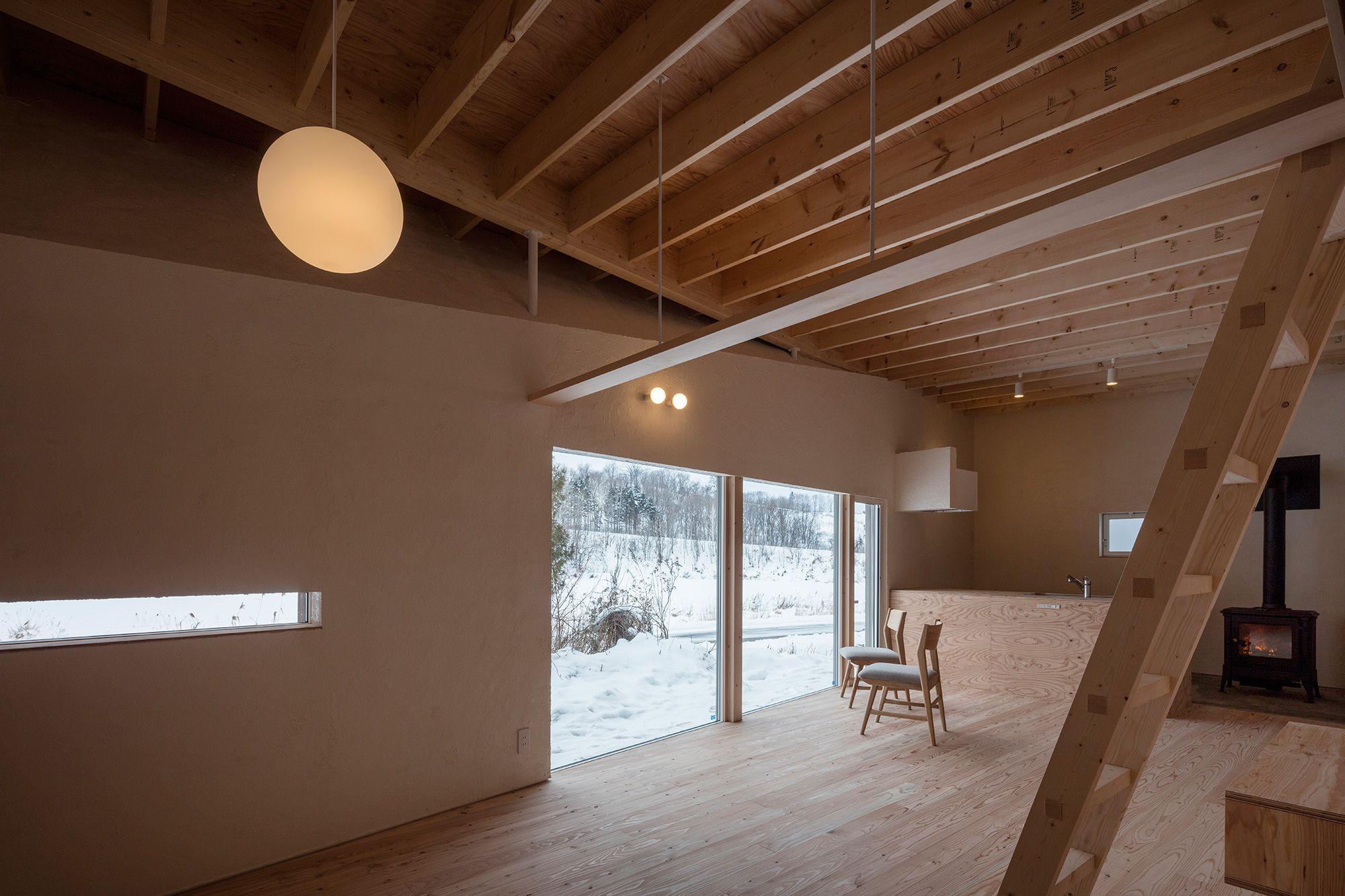 House in Biei