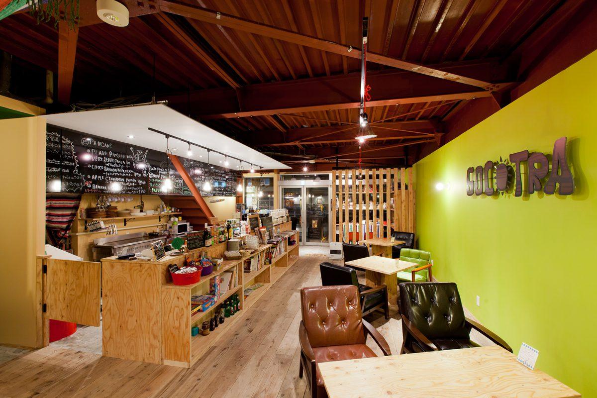 ソコトラ カフェ