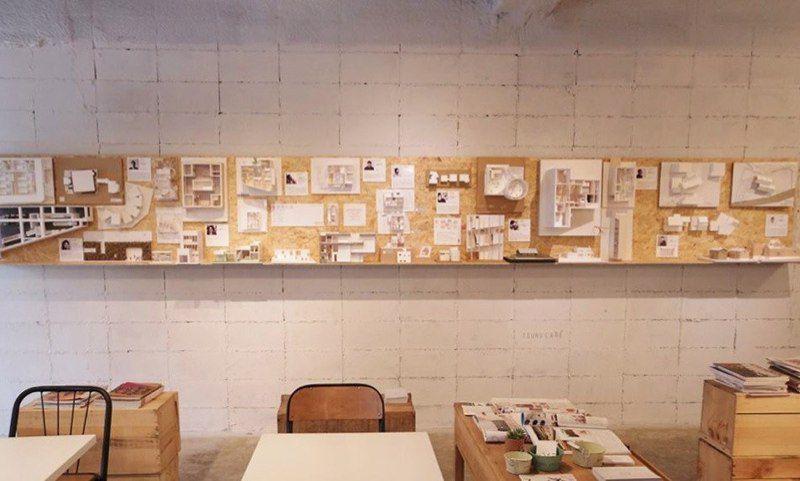 UN40「建築模型展」